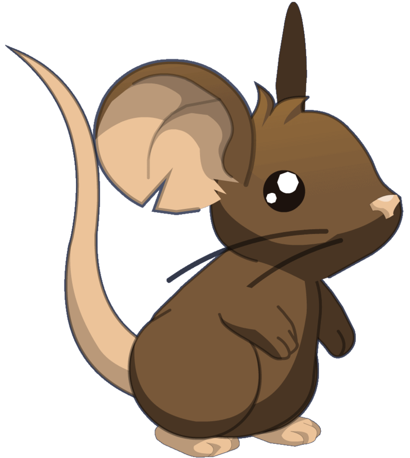 Drawn rodent transformice Ludolik by Ludolik DeviantArt Transformice