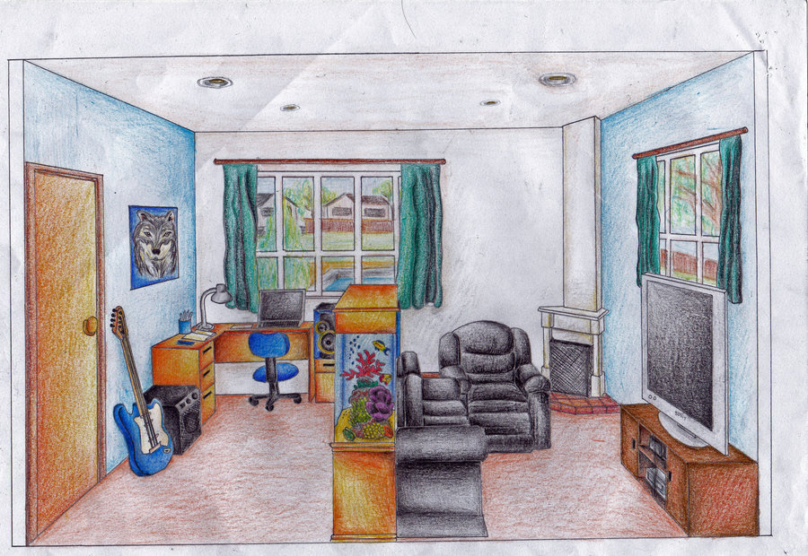 Drawn room 1 pt Point How One Using com