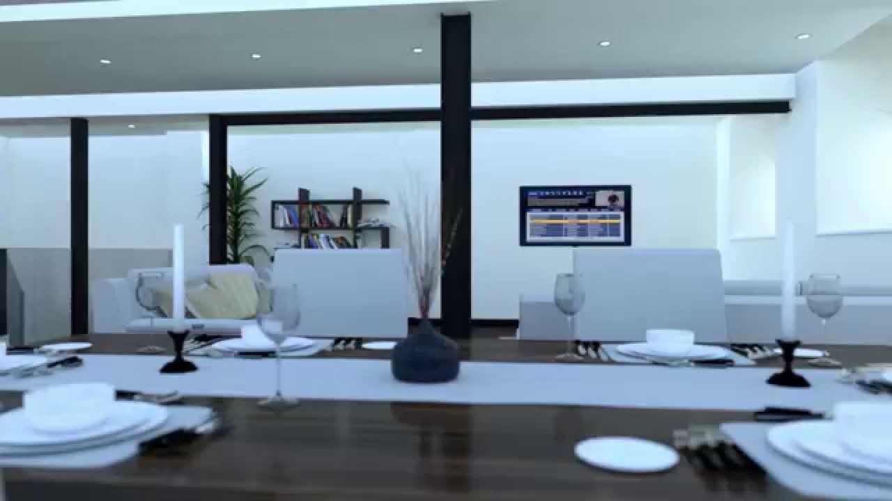 Drawn room animated Animated room living CGI CGI