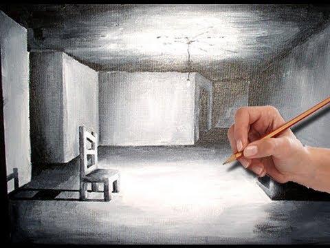 Drawn room dark room A Draw Dark To YouTube