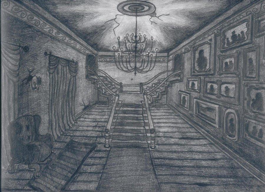 Drawn room dark room Dark Poeko Room by Poeko