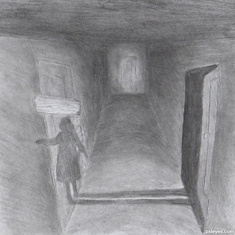 Drawn room dark room Room Dark Drawing The (21096)