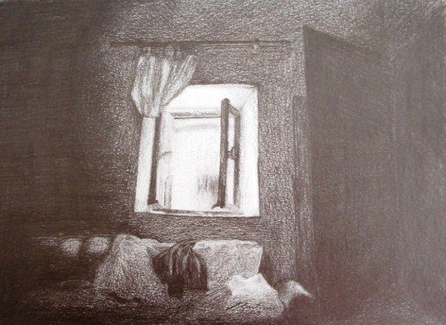 Drawn room dark room Room dark 2009 a in