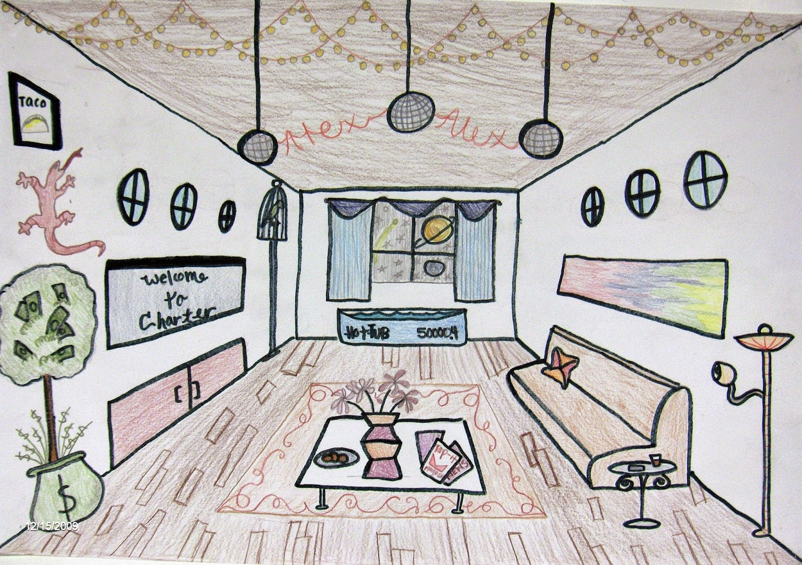 Drawn room dream CLASSROOM: will YOU they to