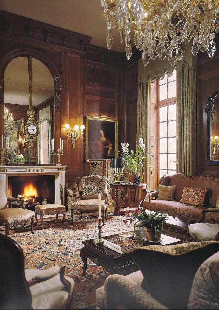 Drawn room interior Inspiring Pinterest English Best Room