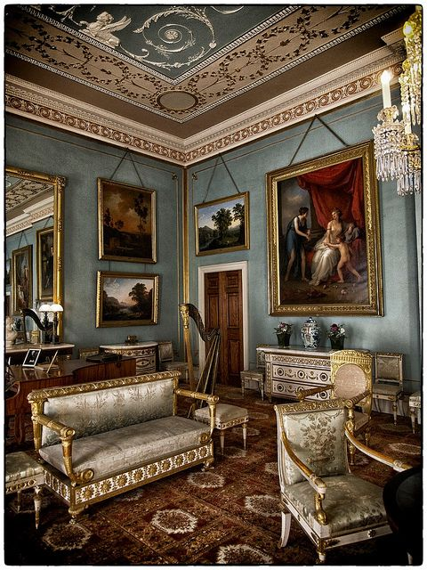 Drawn room interior The on rooms best Pinterest