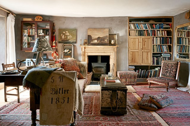 Drawn room living room Living room rugs  Country