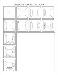 Drawn room single 1 the teach whole Perspective