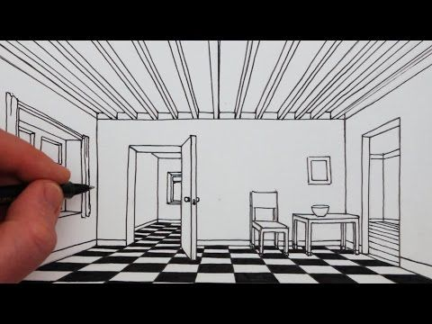 Drawn room single YouTube Drawing 2 in 1