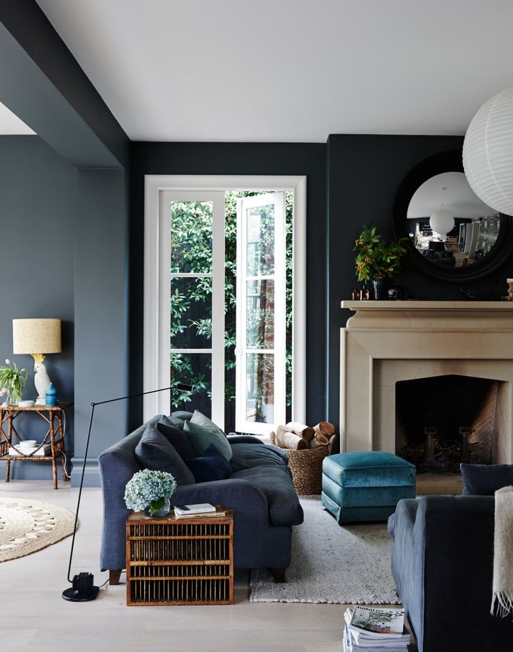 Drawn room the black room Stone of walls best Pinterest