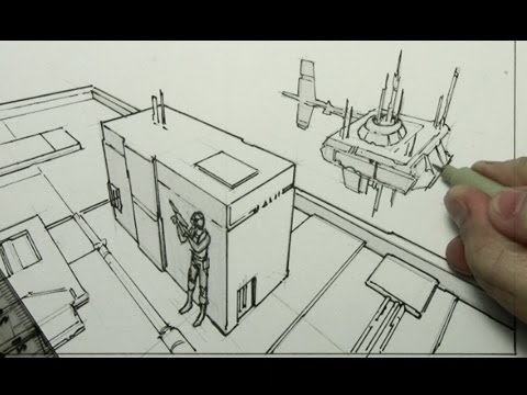 Drawn room three Perspective) (3 Backgrounds YouTube Backgrounds
