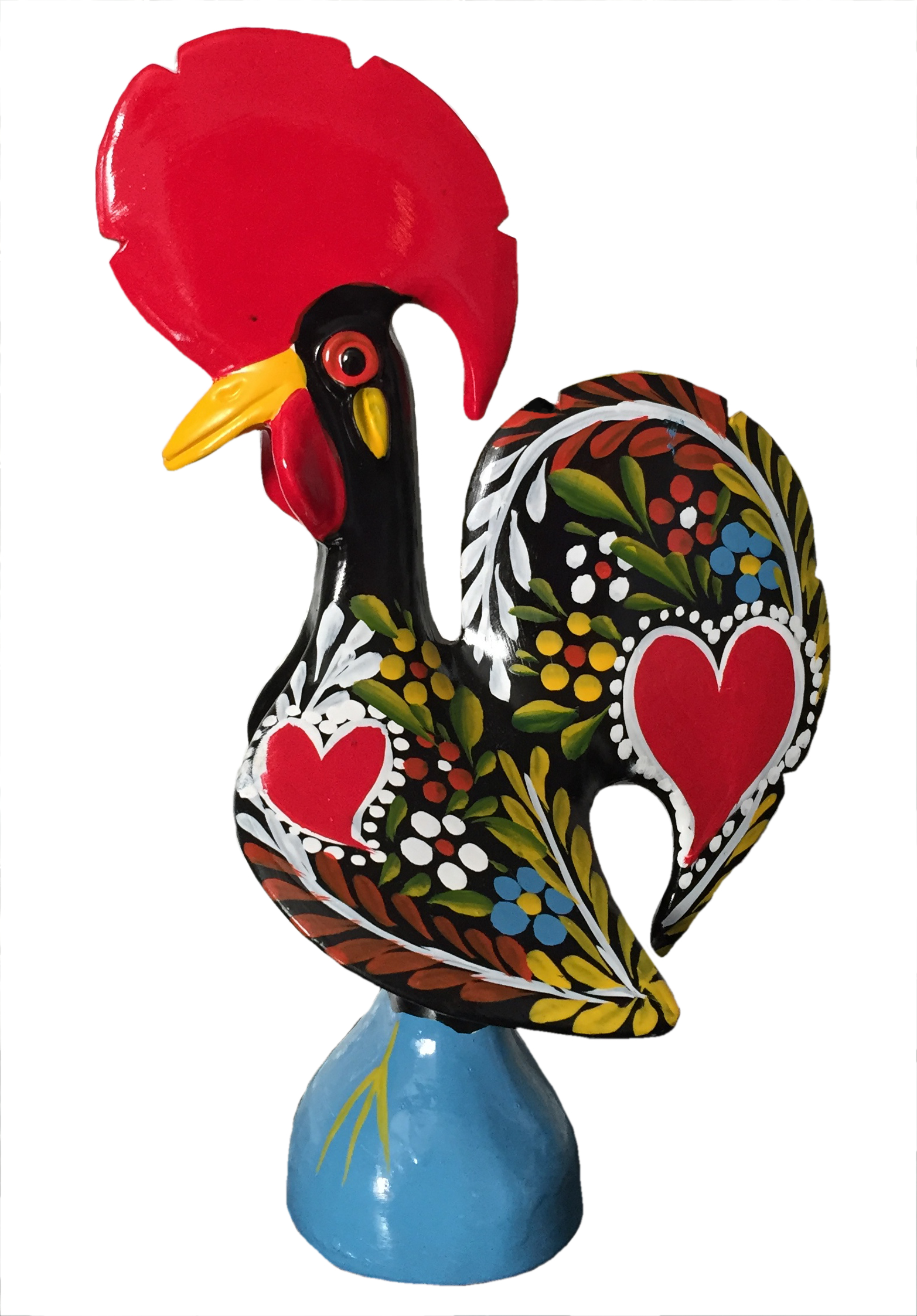 Drawn rooster gallic rooster Order Today! Barcelos com com