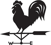 Drawn rooster rooster weathervane 75 best Designs Chickens