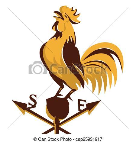 Drawn rooster rooster weathervane Weather vane Art  crowing