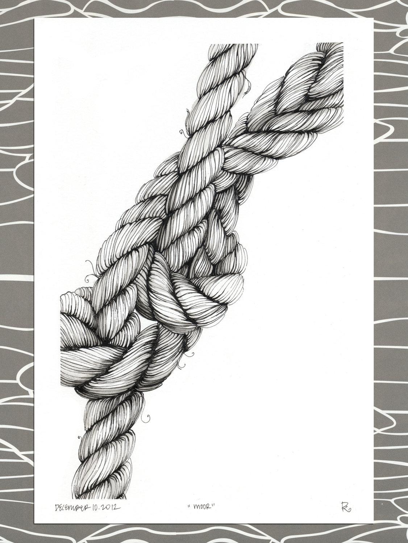 Drawn rope Rope mooring  Pinterest Google