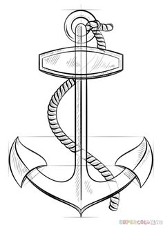 Drawn rope awesome Tutorials step with rope step