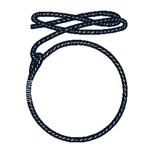 Drawn rope signboard Lasso Lasso Clipart cliparts Rope
