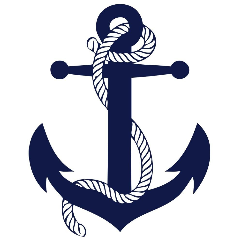 Drawn rope naval Pinterest Anchor Anchor Rope stencil