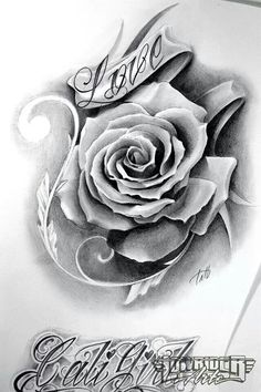 Drawn rose artistic Drawings for and Paintings this