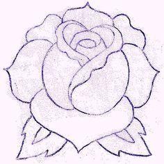 Drawn rose basic Flash ?? idea rose Search