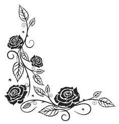 Drawn rose bush rose vine Will Vine on Your Rose