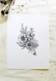 Drawn rose creative Sketchbook students 24 emiliebelle to