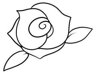 Drawn rose bush small 7 how to rose Hellokids