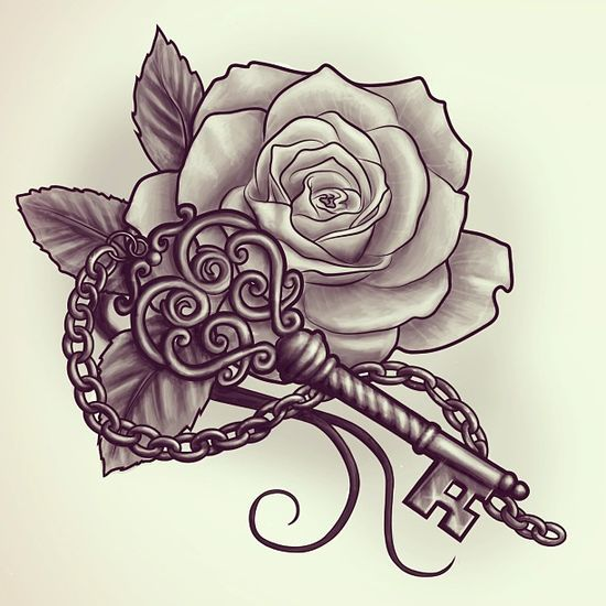 Drawn rose fancy Images Tattoo HOW tattoo rose