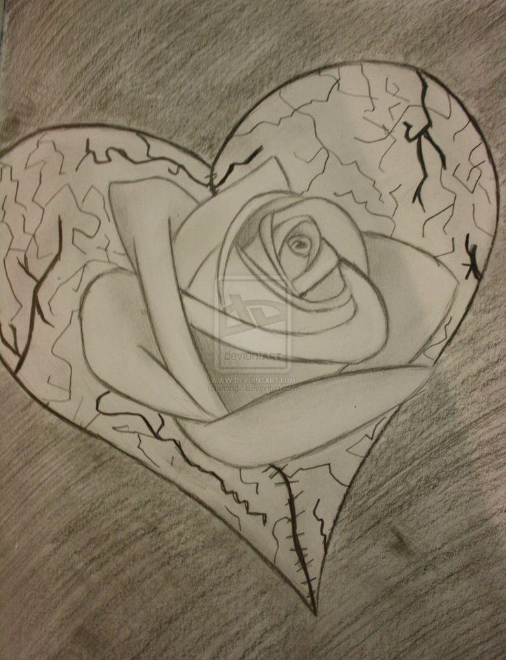 Drawn rose background On  best images Rose