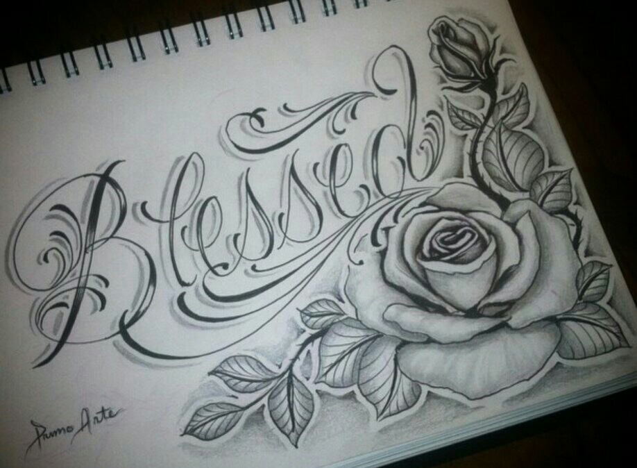 Drawn rose gangster Pinterest rose Gangster Beautiful Best