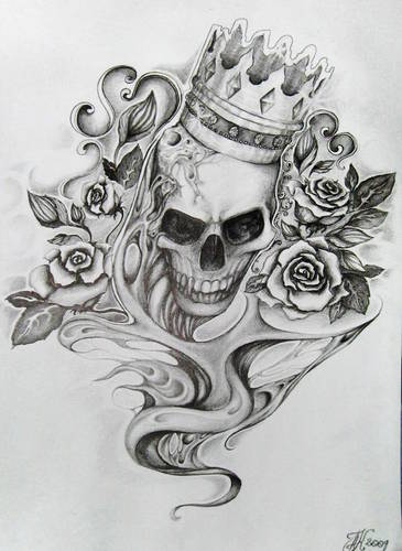 Drawn rose gangster Pencil 192442 facebook Gangster com/zentattoozagreb