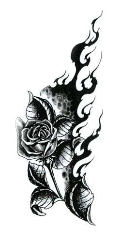Drawn rose gothic Be/search?q=tattoo simple tribal https://www https://www