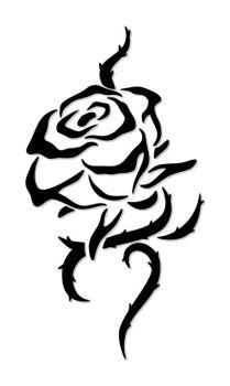 Drawn rose gothic 13 Gitoku Explore +Rose+ Forace