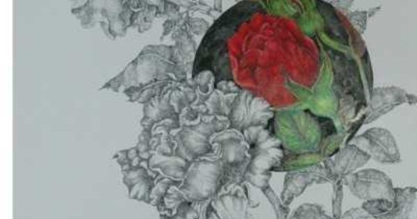 Drawn rose plant Marilyn Valentine and gifts Monroe