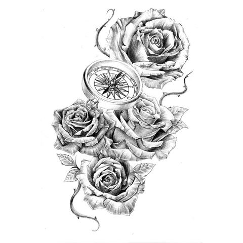 Drawn rose rose thorn #pencildrawing #roses  #thorns #pencil