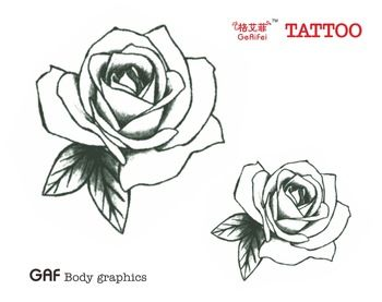 Drawn red rose small Ideas images Tattoo best