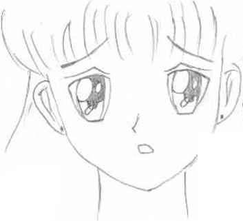 Drawn sad anime Joshua / Disappointment Emotions Nava