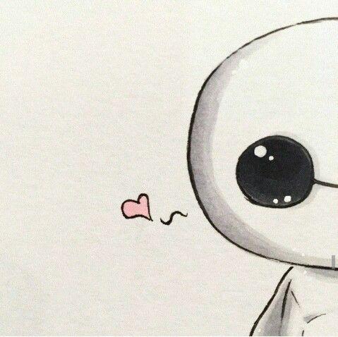 Drawn sad cute DrawingsKawaii Drawings dream ♡ don't