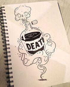 Drawn sad doodle Pin Tale Pinterest handart Fairy