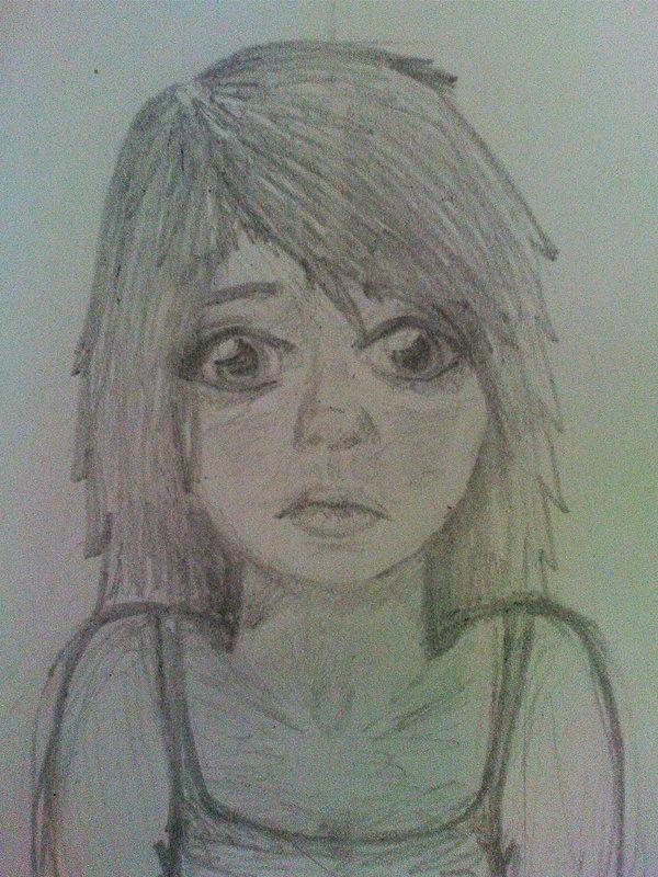 Drawn sad sad person 25 person Pinterest drawings Sad