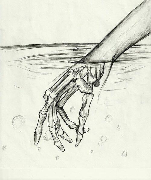 Drawn sad sad heart Dreams drawing boy  girl