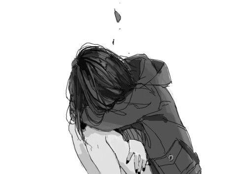 Drawn sad sad woman A me anime disappearing ideas