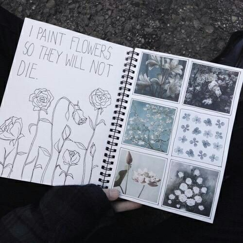Drawn sad soft grunge On Pinterest and 25+ drawings