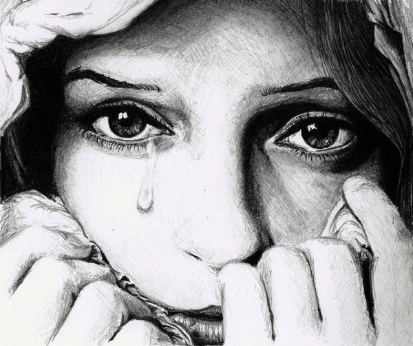 Drawn sad realistic A Pinterest good 87 Sad