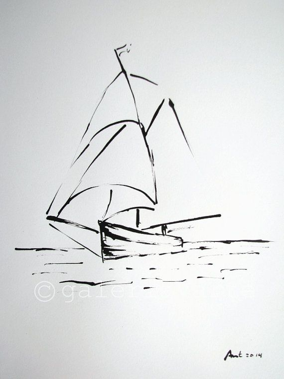 Drawn sailboat Drawing on this Find sailboats