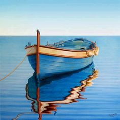 Drawn sailboat painted Of paintings the Therapy+Blue PaintingSailboat