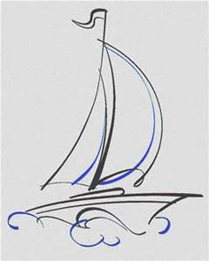 Drawn sailing To Clip Art draw Pinterest