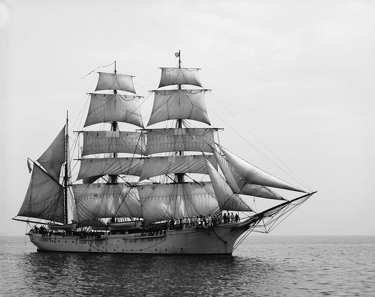 Old Sailing Ships clipart patache Wikipedia Barque