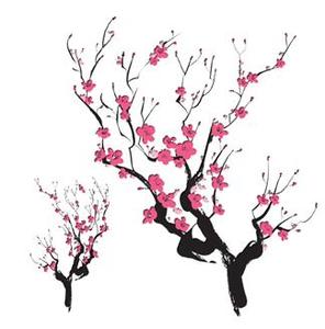 Drawn sakura blossom clip art About Cerezos on best 62