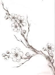 Drawn sakura blossom cute Google Sewing Blossom drawing images
